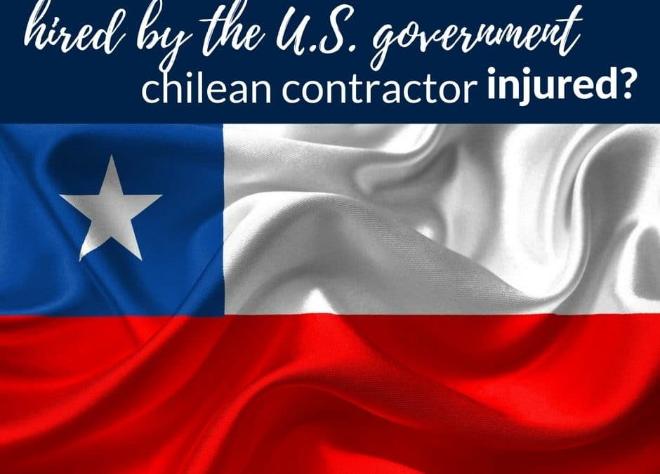 Chilean Contractor Hired by U.S. to Work in Iraq or Afghanistan