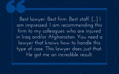 Best Lawyer. Best Firm. Best Staff