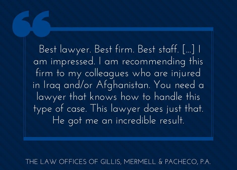 Best Lawyer. Best Firm. Best Staff