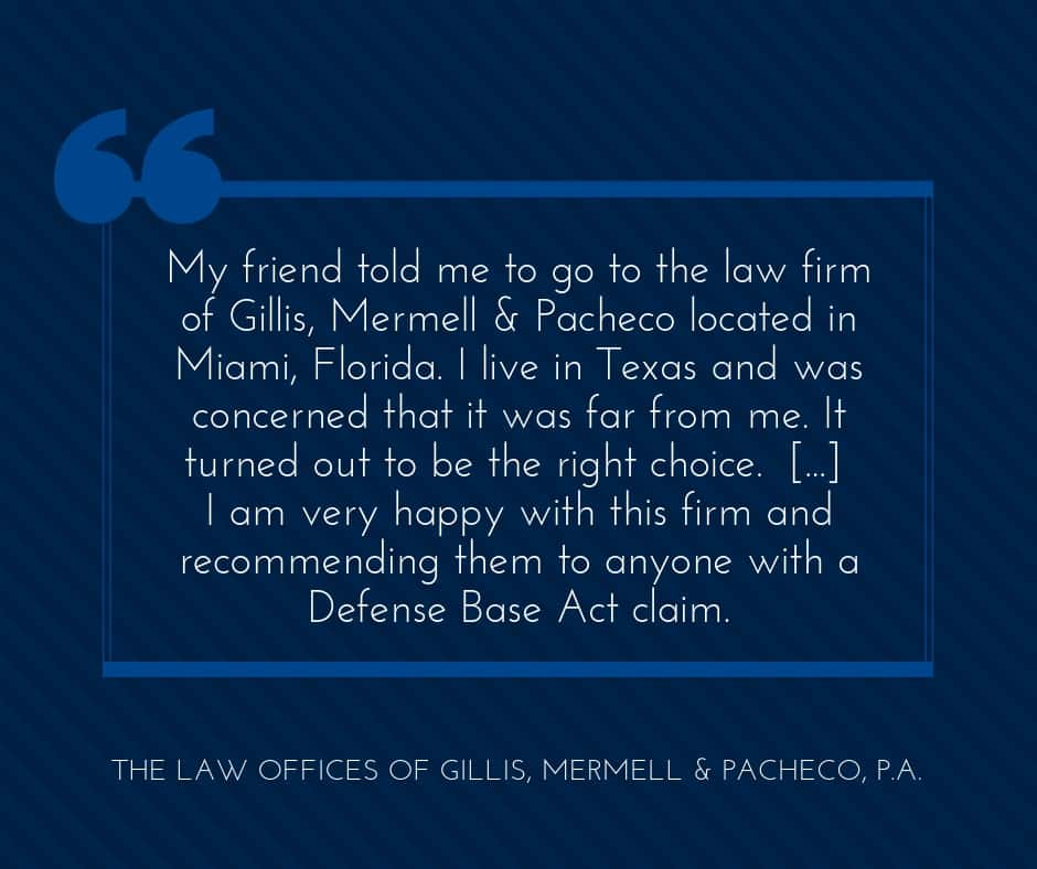 DBA law firm proves right choice