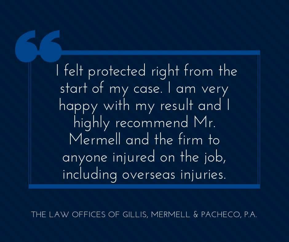 lawyer overseas injuries