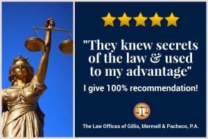 attorneys used secrets of DBA law
