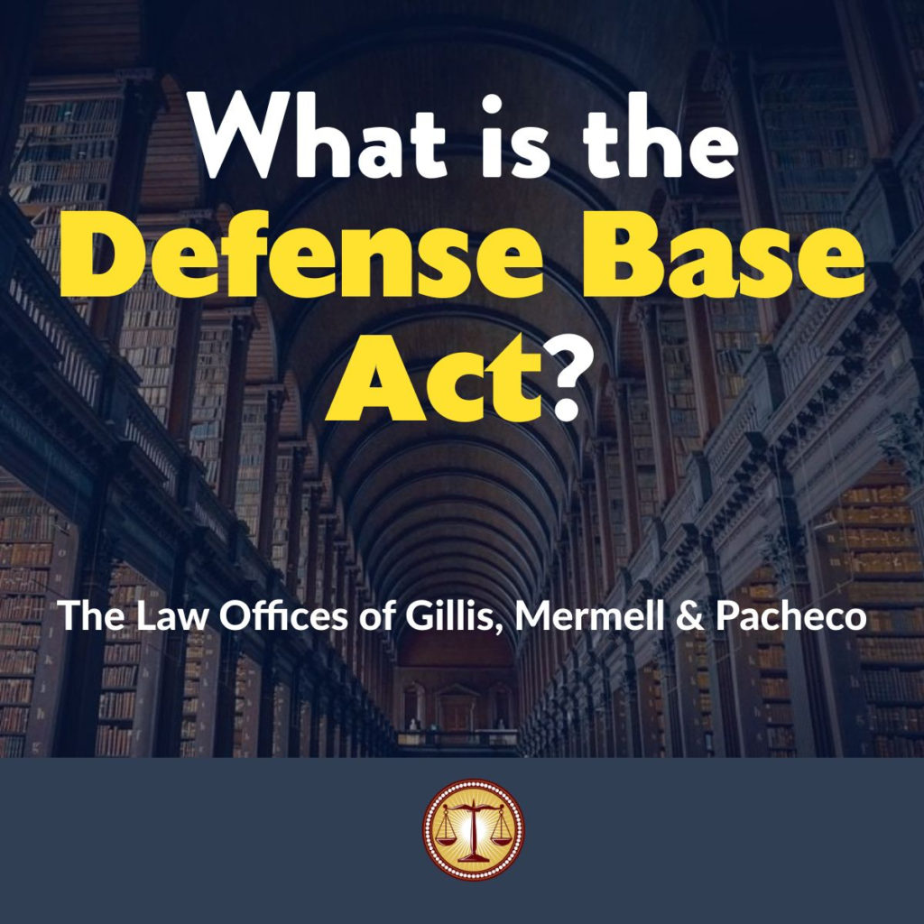 what is the defense base act